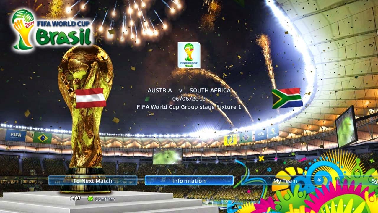 Download World Cup Graphic Patch PES 2013 by trafalgarmunir