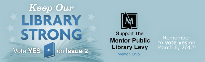 Mentor Public Library Levy