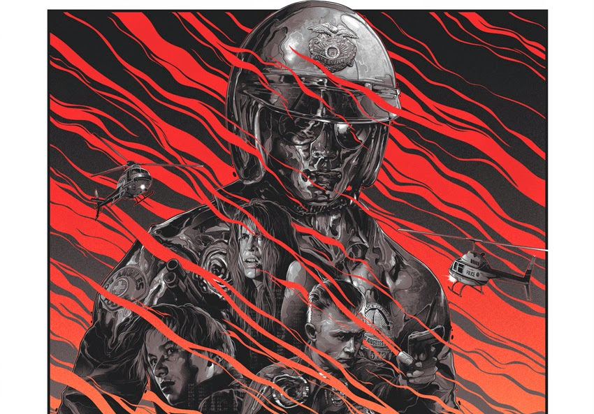 Terminator 2: Judgement Day by Gabz & Grey Matter Art