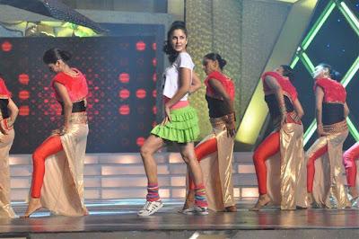 katrina kaif big television award performance