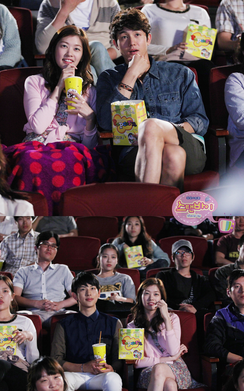Jung So Min Boyfriend In Real Life http://simplysomin.blogspot.com/2012/06/photos-jung-so-min-shares-movie-date.html