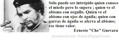 frases de Ernesto Guevara