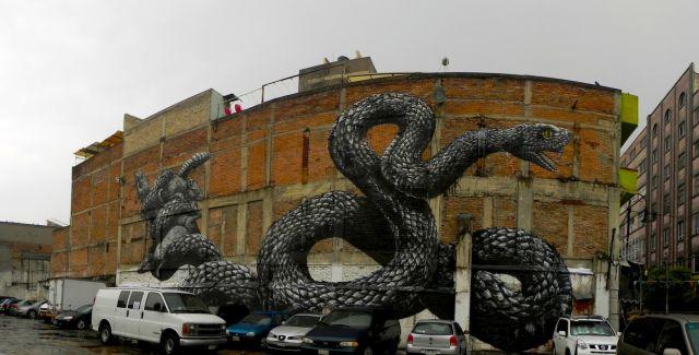 Ejemplos de Street Art 31