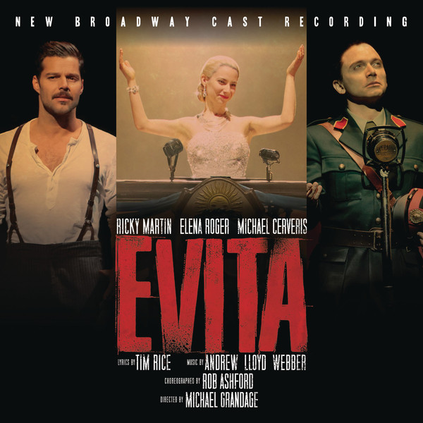 Various Artists - Evita (New Broadway Cast Recording) {Album} (iTunes Plus AAC M4A)