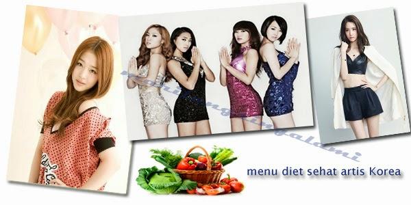 Diet Sehat Ala Artis Korea Menghasilkan Berat Tubuh Ideal yang Cepat