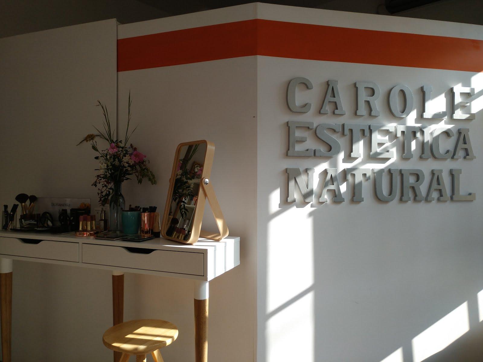 Carole estética natural
