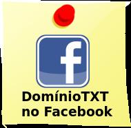 DominioTXT - FaceBook