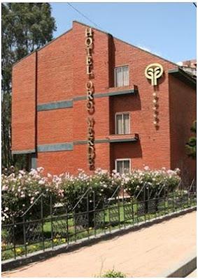 Hotel Cuenca Hotel Oro Verde Cuenca