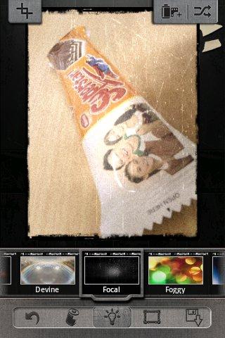 Pixlr-O-Matic photo editing