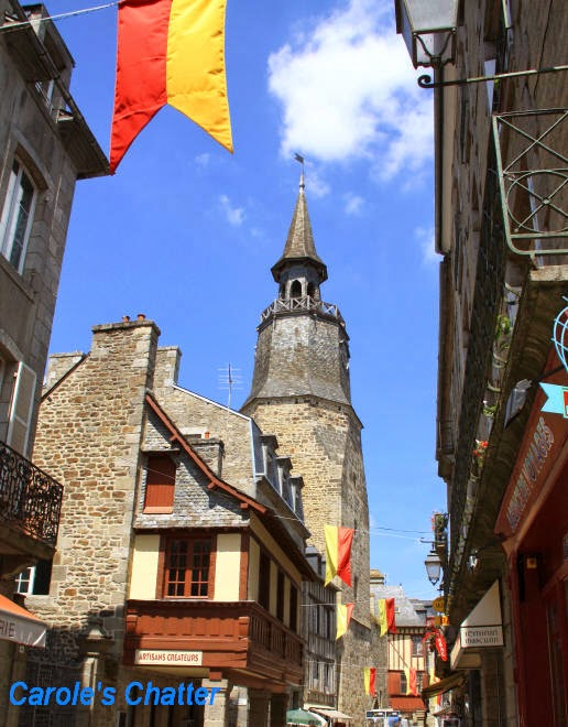 Dinan, Brittany photo by Carole of Carole's Chatter