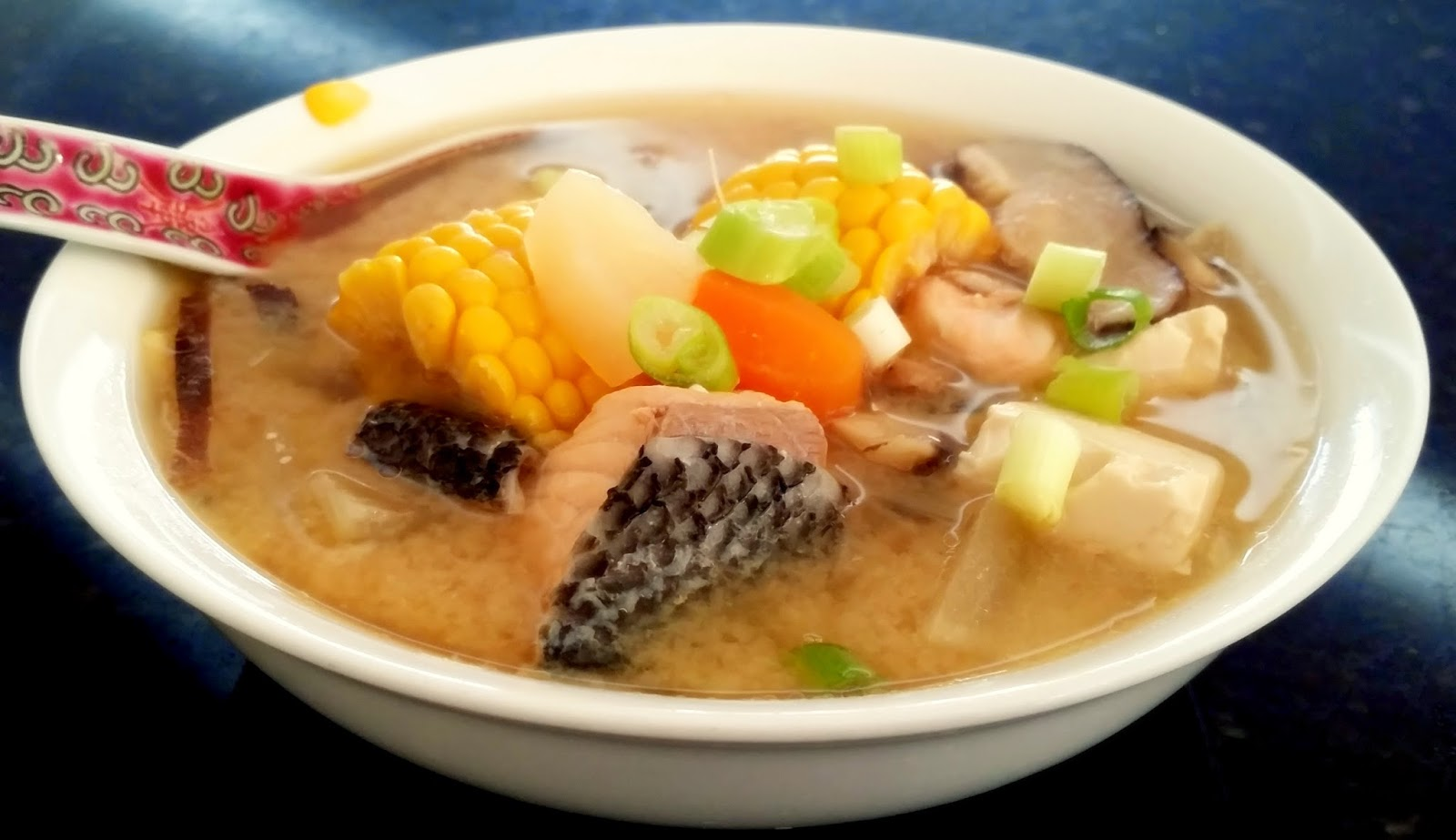 Cooking Time 1 Hour If You Prepare Soup Contents While Waiting For Dashi To  Boil And 20160608poketunahamachioctopussalmonhawaiirecipe How