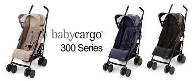 BabyCargo 300 stroller series