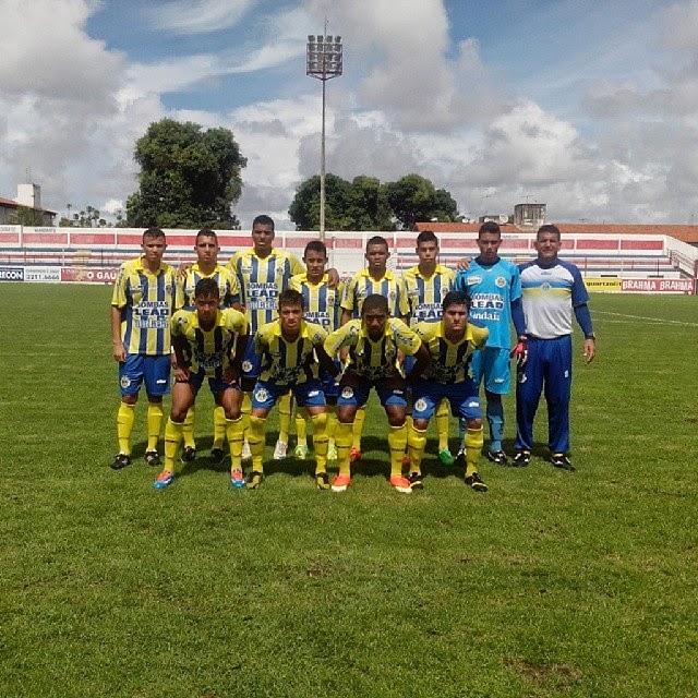 Horizonte goleia o atlético e garante vaga na semifinal do Sub-20.