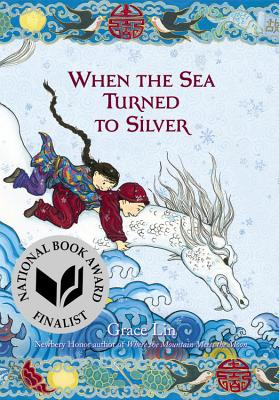 Newest Novel: When the Sea Turned to Silver