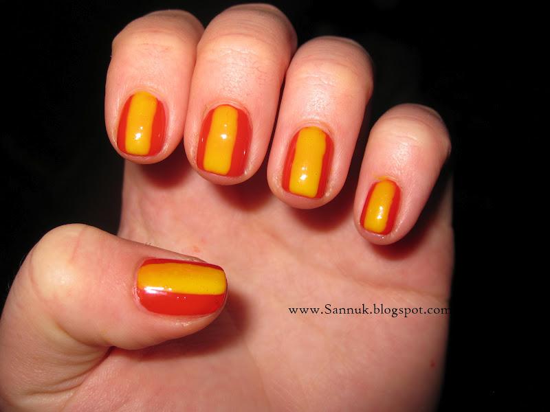 Sandra\'s Nails (not active anymore): Viva España!