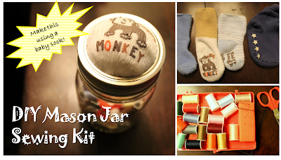 DIY Pin Cushion Sewing Kit Do It Yourself Baby Socks Cheap