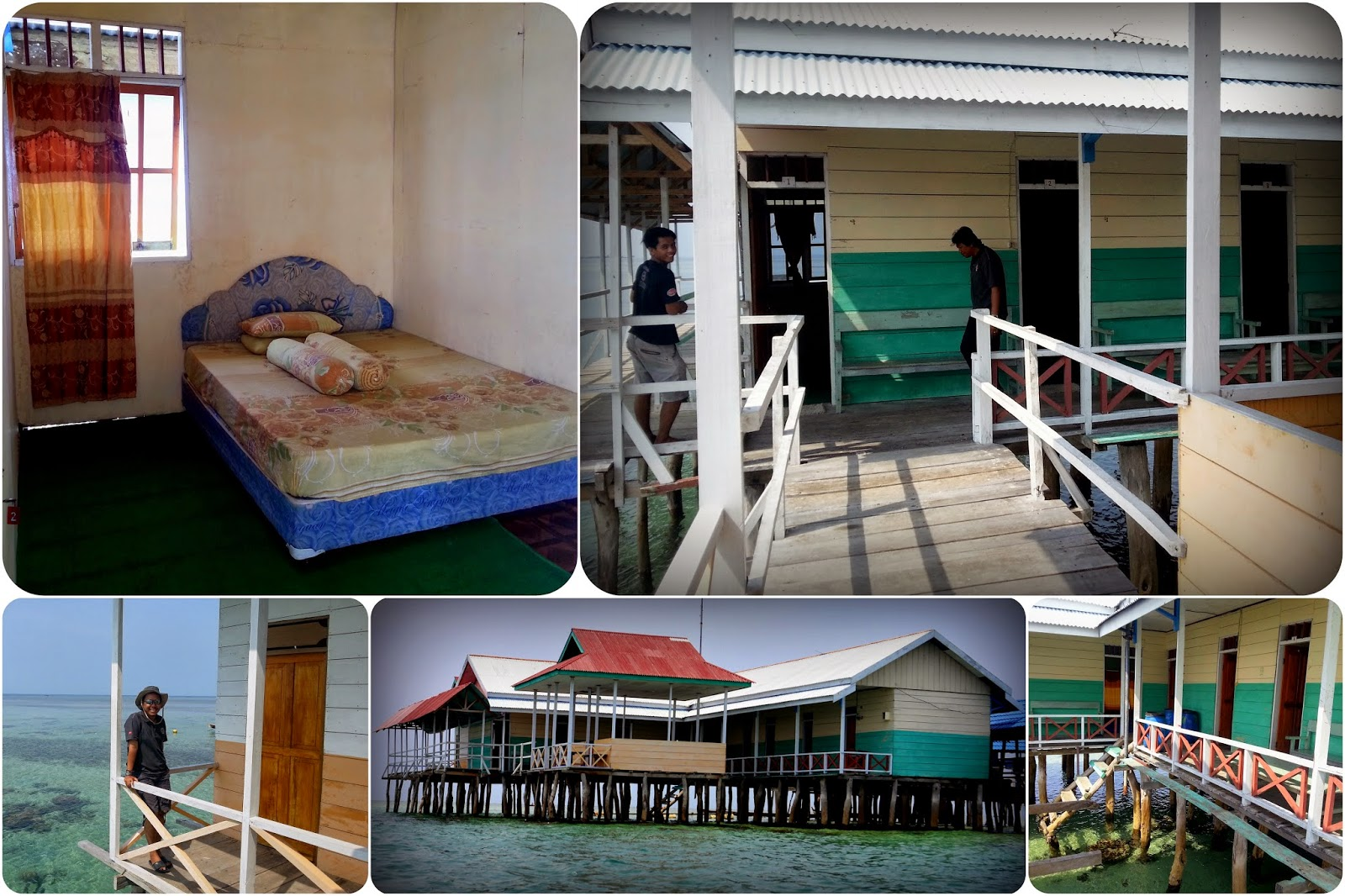 Penginapan Di Suku Bajo Torosiaje Gorontalo