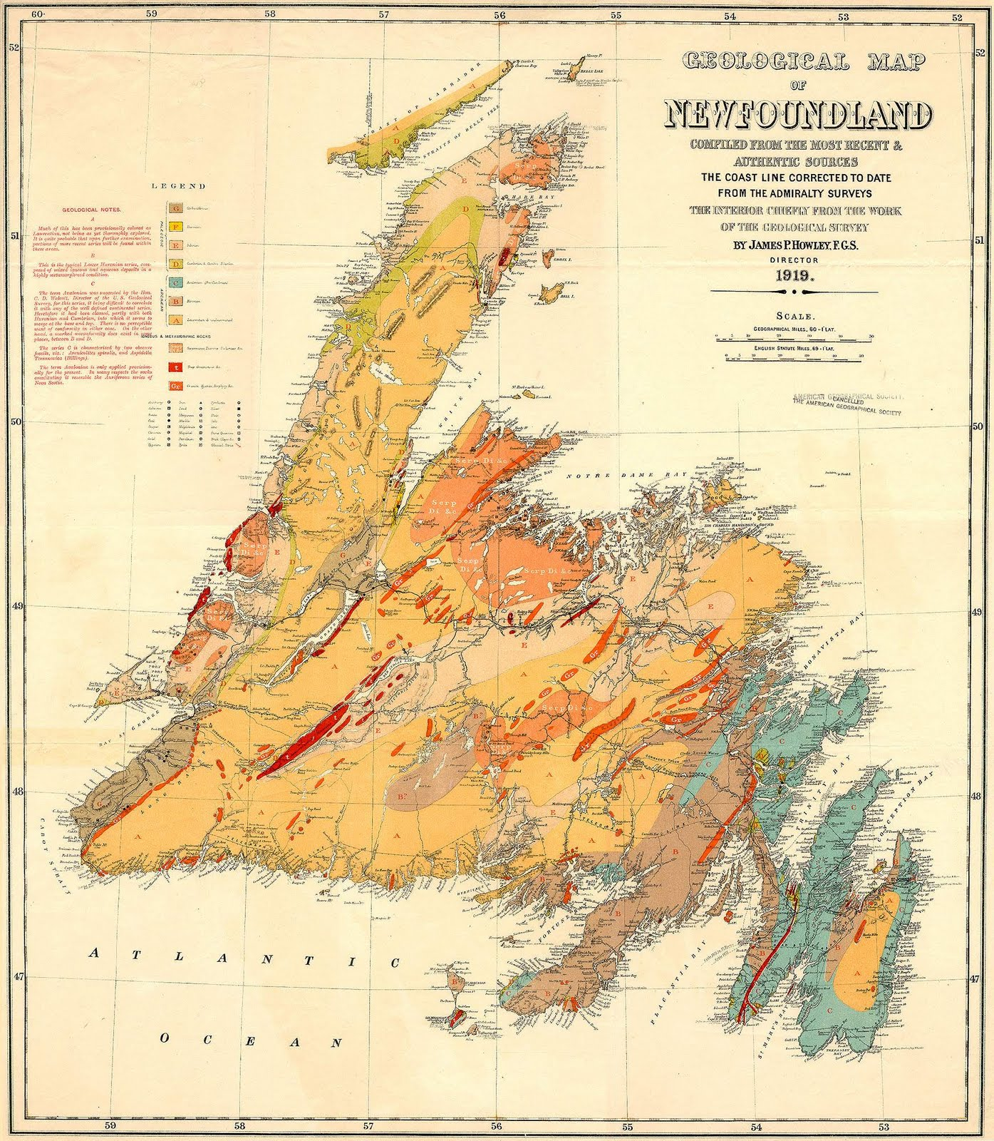 Map Of Canada Regional City In The Wolrd Newfoundland Map - Map of newfoundland