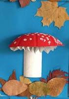 champignon activité enfant