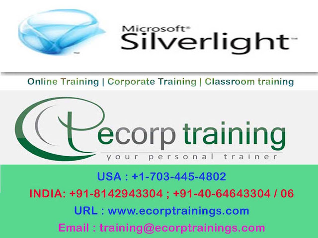 adv silverlight online training