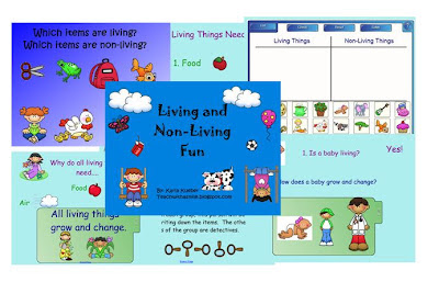 Non-Living things using