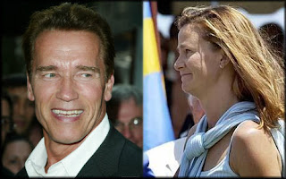 Arnold and Pam contemplate their seperate futures