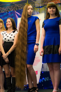 Long hair contest