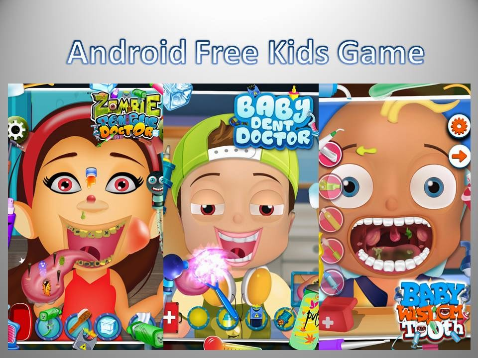 android free kids game
