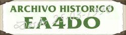Archivo Histórico EA4DO