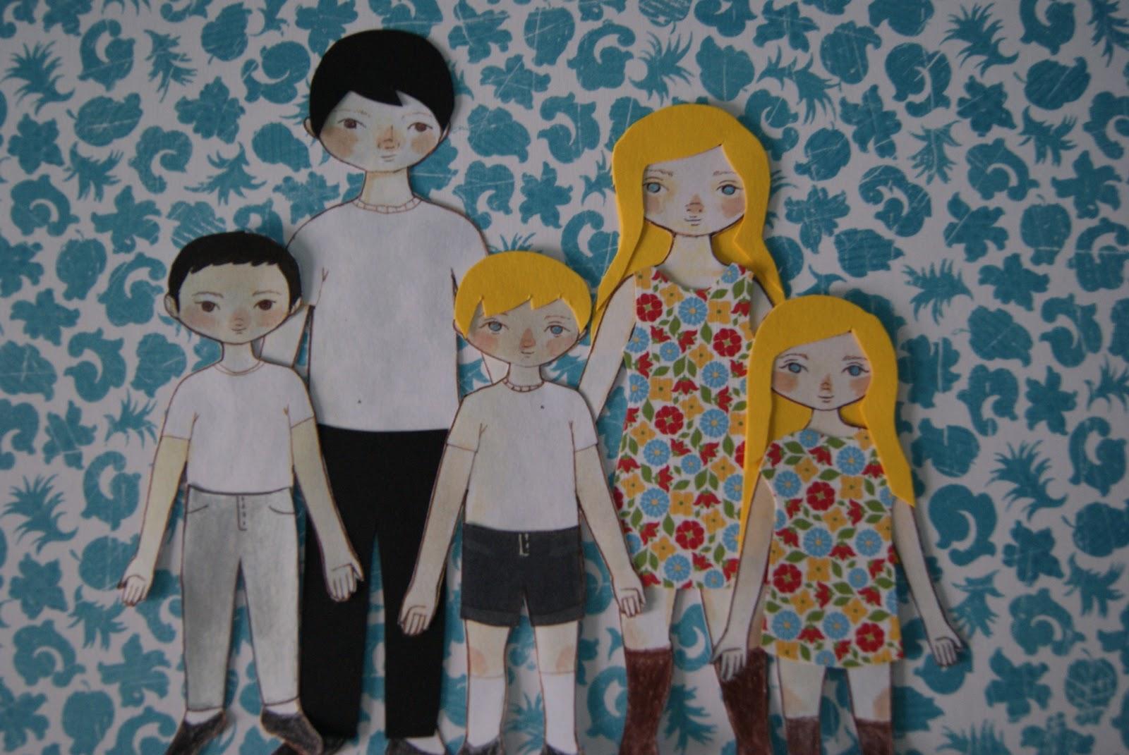 family portrait essay