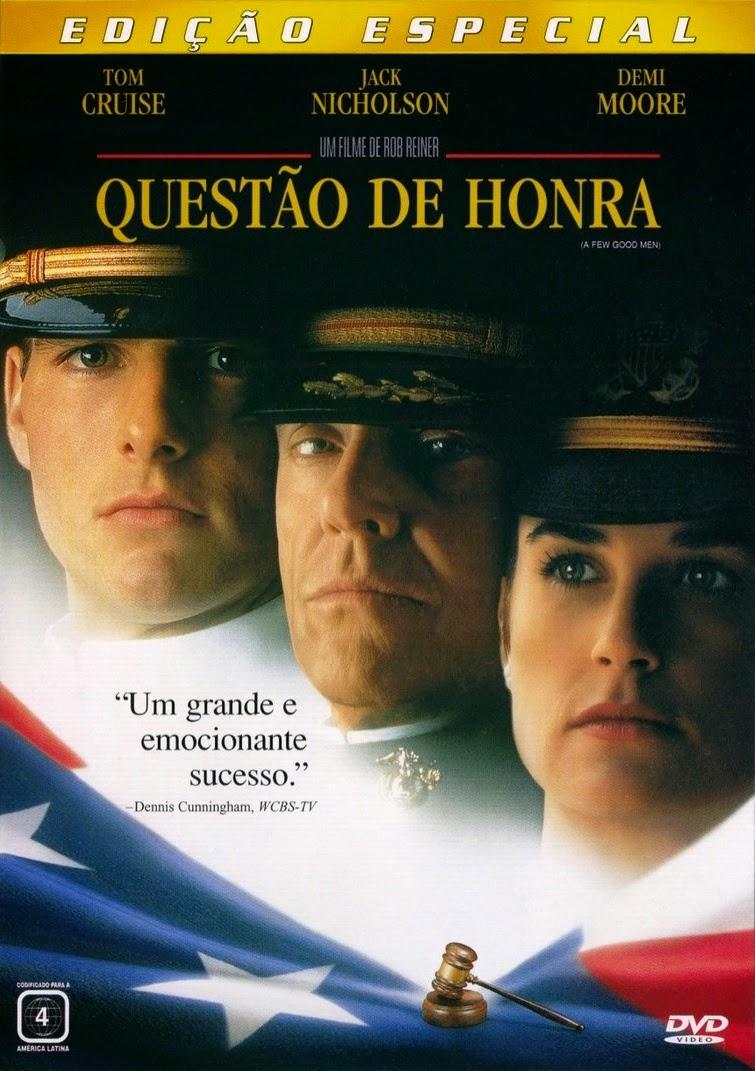 Questão de Honra – Dublado (1992)