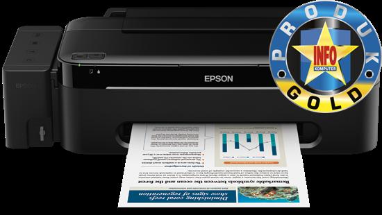 Harga Printer Epson L100 Terbaru Dan Spesikasinya