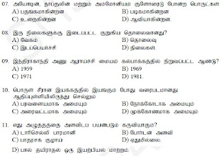 Tnpsc group 2 general english question paper 2012