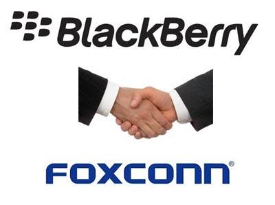 Gandeng Foxconn, BlackBerry Siap Garap Produknya di Indonesia