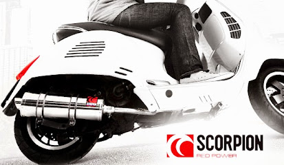 Knalpot Motor Racing Scorpion | Info Harga Pasaran Terbaru 2015
