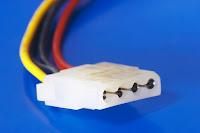 Fuente de poder cable molex