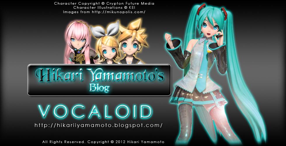 Hikari Yamamoto's Blog