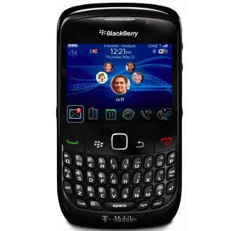 BlackBerry Gemini (Curve 8520)