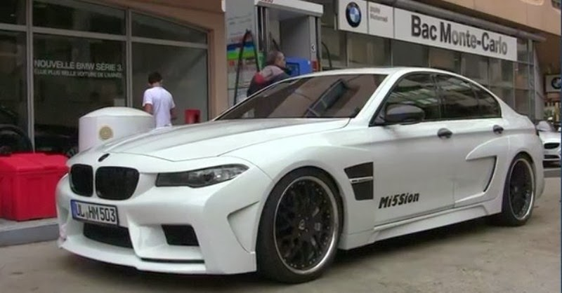 BMW M5 F10 Body Kit
