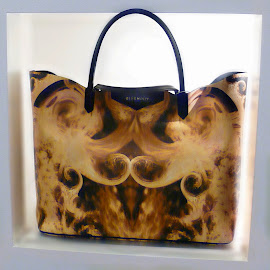 Givenchy Antigona Flame Printed canvas tote bag at Saks