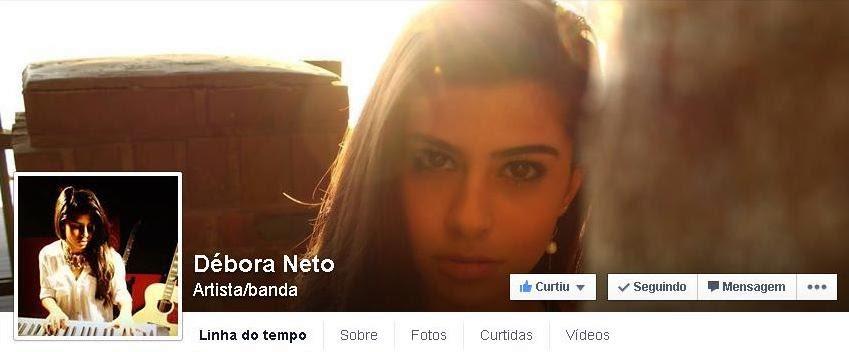 Conheça a cantora Débora Neto
