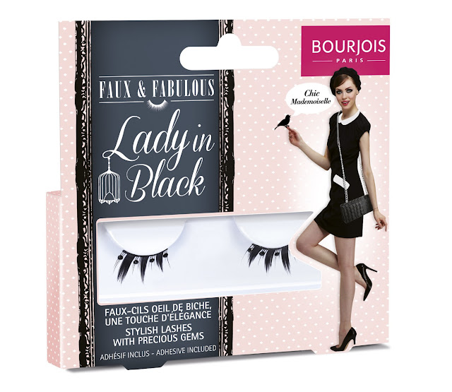Bourjois False Lashes - Faux & Fabulous Lady In Black