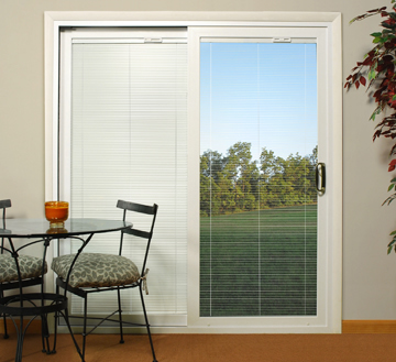 How To Make Outdoor Curtains Patio Door Blinds in Glass
