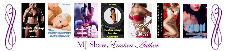MJ Shaw | Erotica Author