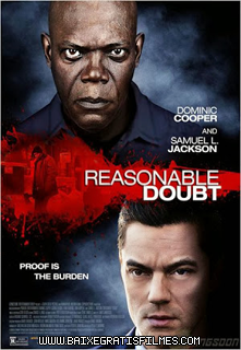 Reasonable Doubt – BRRip AVI + RMVB Legendado