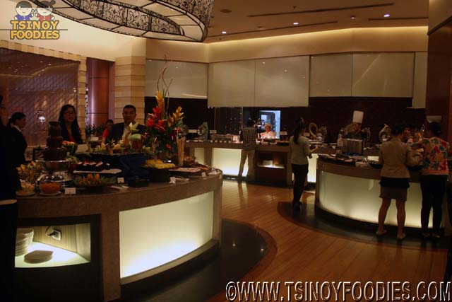 eastwood cafe richmonde hotel