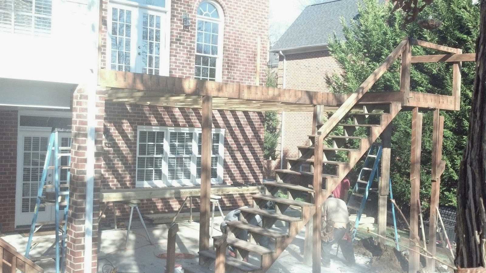 Charlotte, NC Deck Project by Southern Home Improvement / Porch-Life