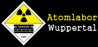 Atomlabor Wuppertal Blog
