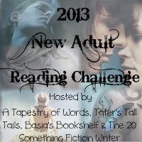 "2013 ""New Adult"" Reading Challenge"