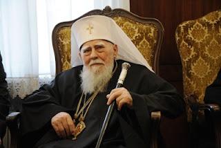 Святейший Патриарх Болгарский Максим. Фото С.Власов